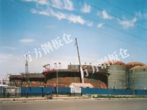 焊接仓钢结构工程